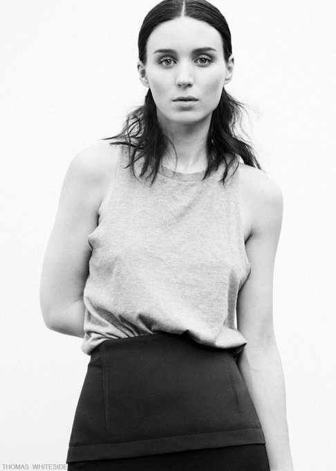 Happy birthday, Rooney Mara.