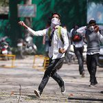 Students in held Kashmir clash with Indian troops; many injured