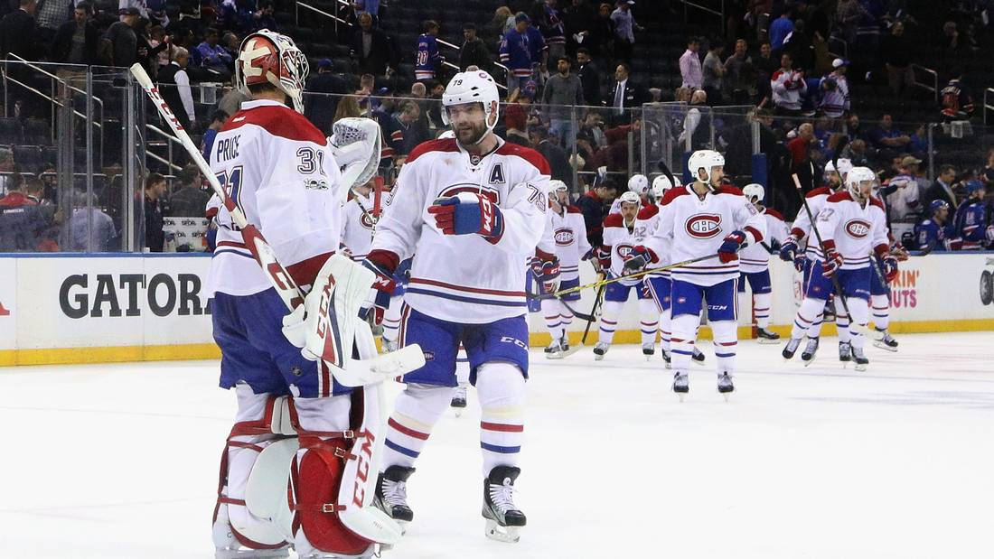NHL playoff roundup: Canadiens, Oilers take lead in series; Penguins, Blues take command