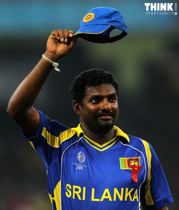 HAPPY BIRTHDAY to the Sri Lankan Legend Muttiah Muralitharan.