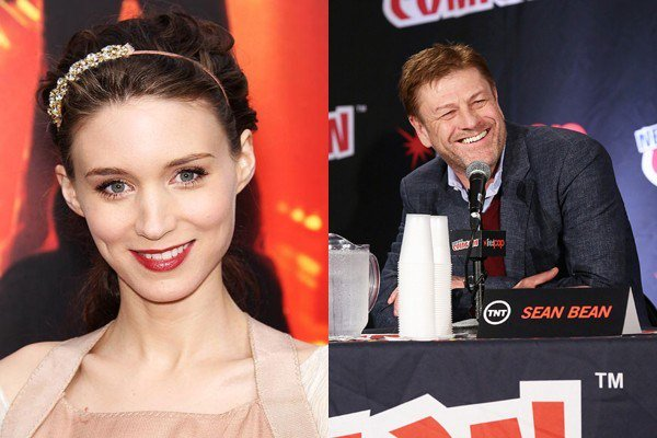 April 17: Happy Birthday Rooney Mara and Sean Bean