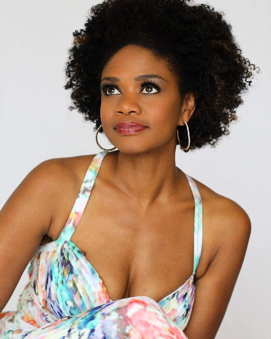 Happy Birthday, Kimberly Elise! Set It Off on your special day!