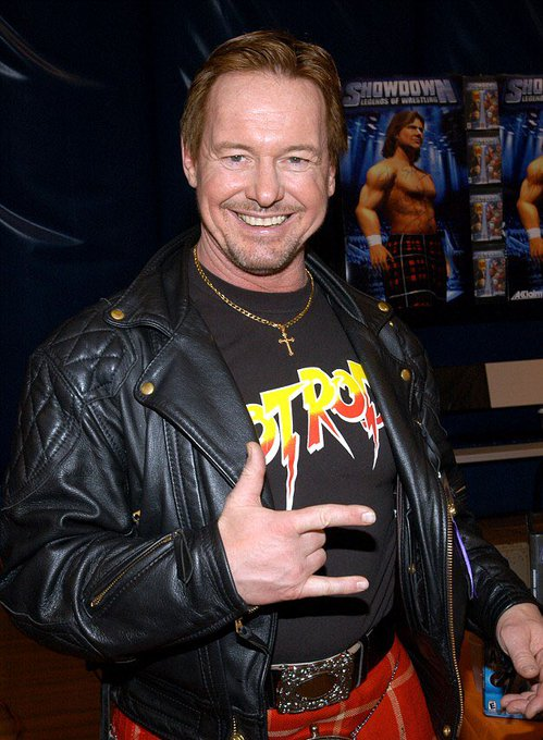 Happy Birthday, Rowdy Roddy Piper!