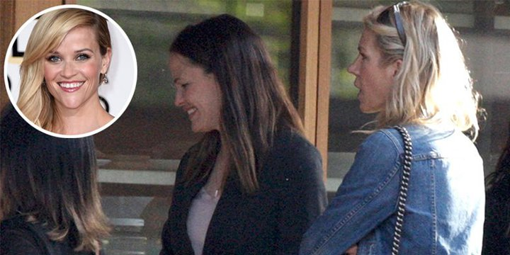 Jennifer Garner celebrates her 45th birthday with Reese Witherspoon and girlfriends