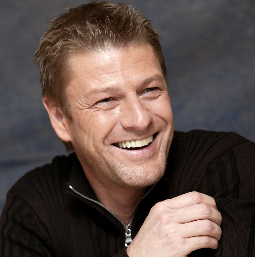 Happy Birthday to my favourite bean, Sean Bean.