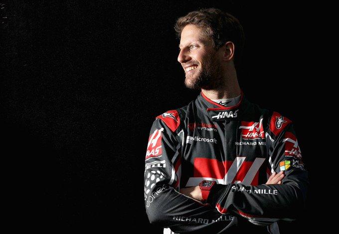 F1: Herzlichen Glückwunsch zum Geburtstag, Romain Grosjean! F1: Happy Birthday, Romain Grosjean!