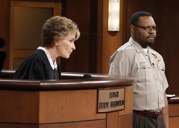 COMING UP NEXT: A woman claims she was viciously attacked by her lover's ex-girlfriend while on a date with him!  #JudgeJudy
