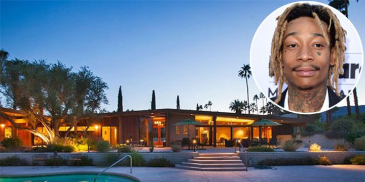 See inside Wiz Khalifa's $10 Million Coachella Airbnb ?