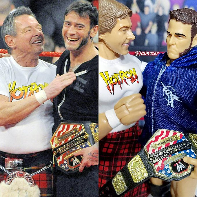 "Happy Birthday to ""Rowdy\"" Roddy Piper! RIP Hot Rod"