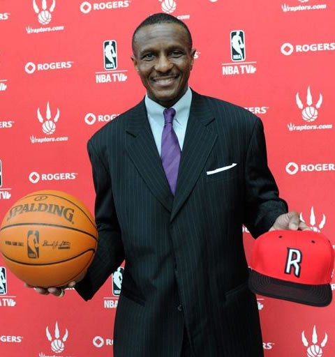 Happy Birthday Dwane Casey