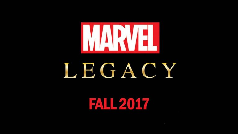 What could @Marvel's Legacy comic book tease mean?