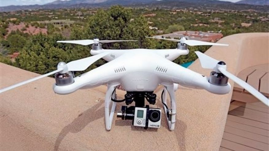 Drones smuggling porn, drugs to inmates around the world