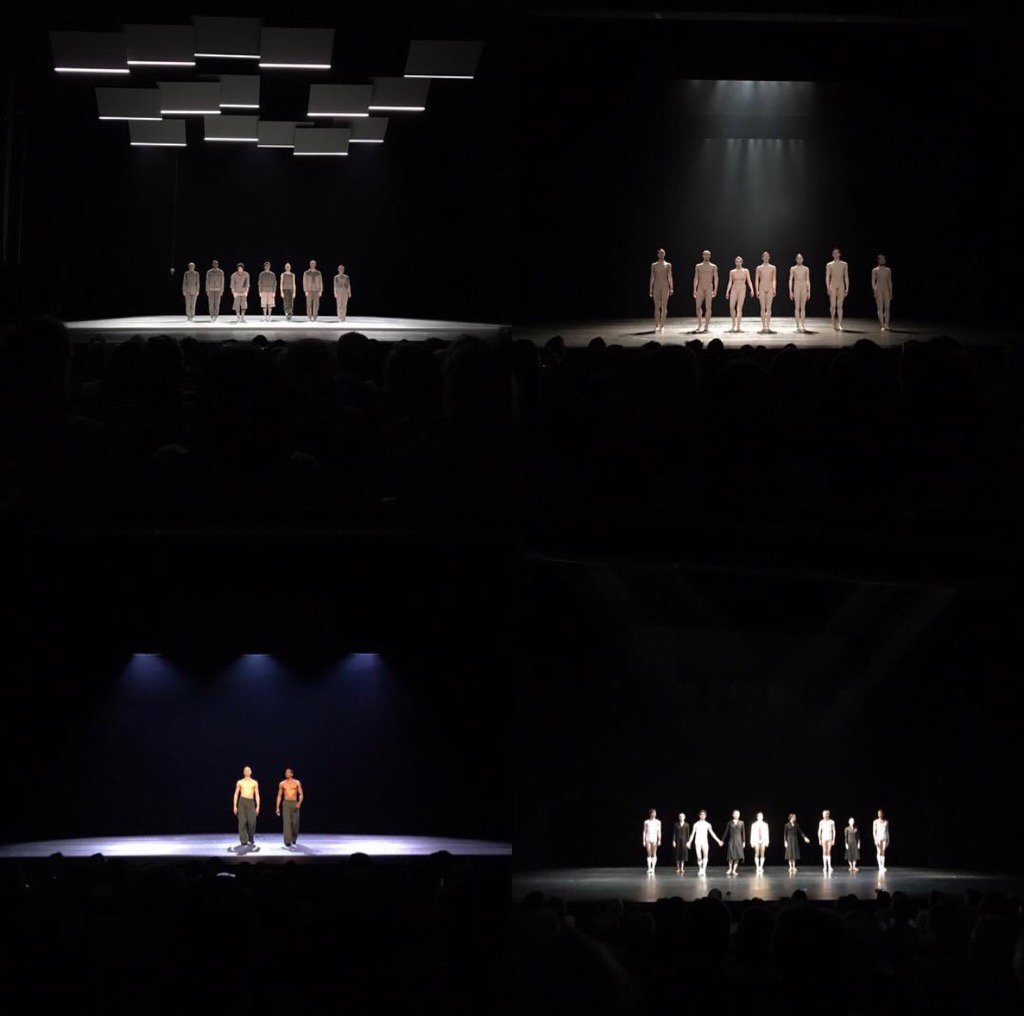 You know you're a groupie when you see a show twice in 3 days @NDTdance https://t.co/payDZqbZhD