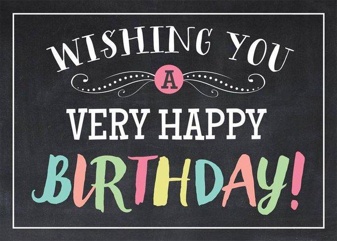 Happy Birthday Avriel Benjamin,