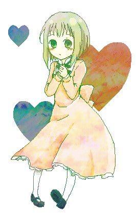 イースターはうみちゃんぽい子に某テーマパークの衣装着せただけだしバレンタインは無かったからなんかそれっぽいリヒテンちゃん