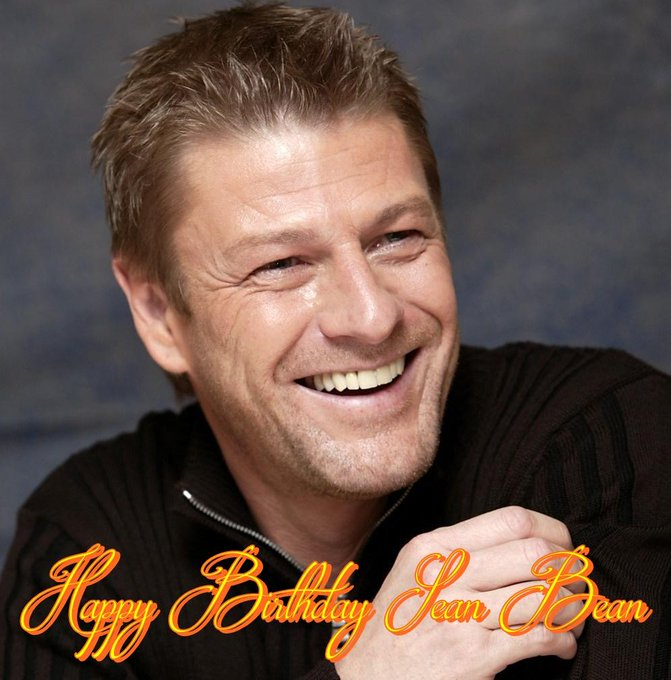 Happy 58th Birthday!! Sean Bean