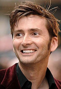 [MOMENT] David Tennant u;tah ke-46. Happy birthday