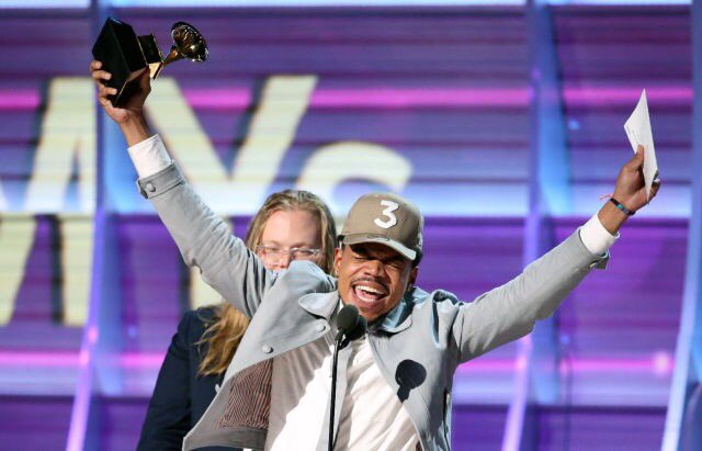 Also, happy birthday to the man himself. Chance the rapper   aka loml