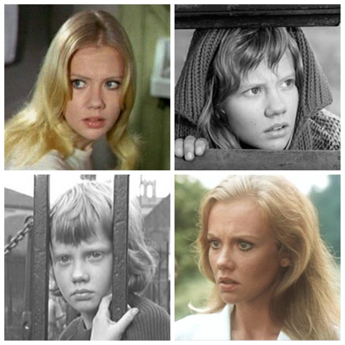Hayley Mills is 71 today, Happy Birthday Hayley!
