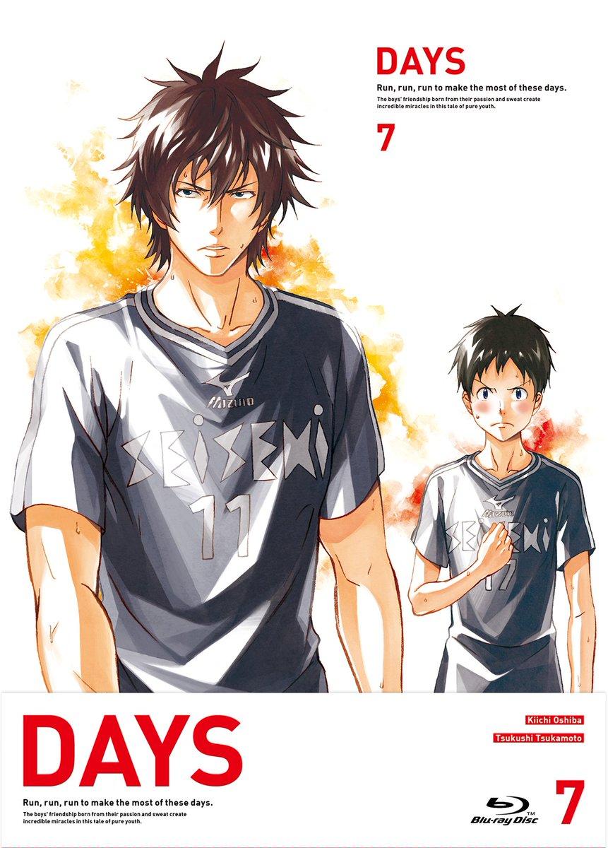 【DAYS】BD/DVD第7巻は明日4月19日発売です! きゃにめでの6~9巻連動特典は、1月に開催されたイベント「TV