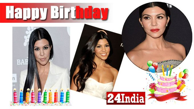 Happy Birthday to Kourtney Kardashian -