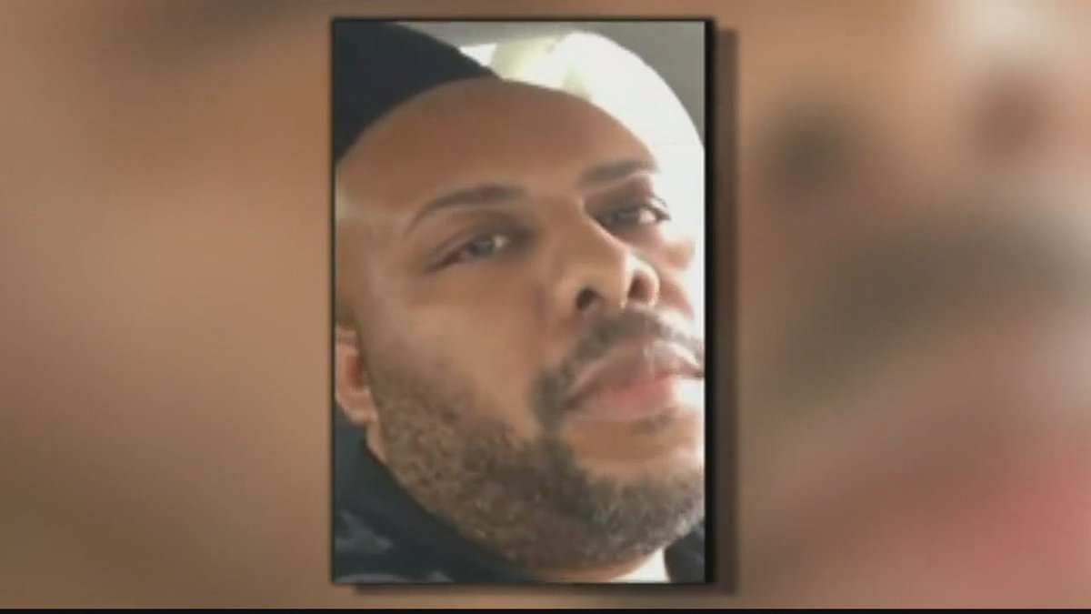 Reported DC sightings of Facebook video killing suspect unconfirmed, police say