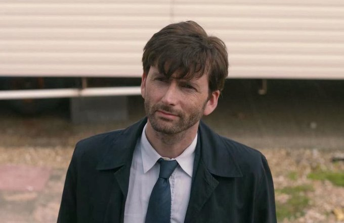 Happy birthday to our favourite grumpy detective impersonator, David Tennant <3
