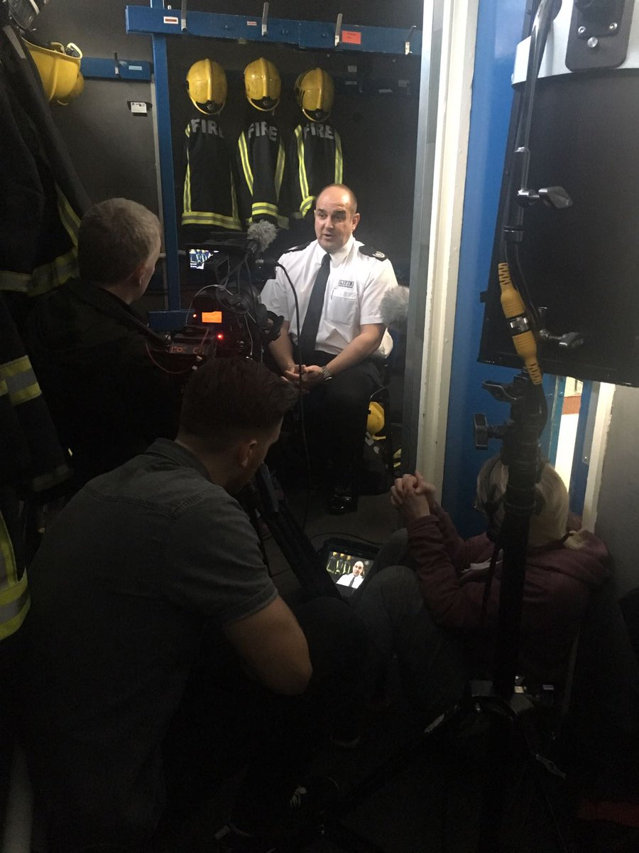 Catch up on @lfbhackney's borough commander Steve Dudeney interview on the history of the fire service https://t.co/Z48zPHMXQR