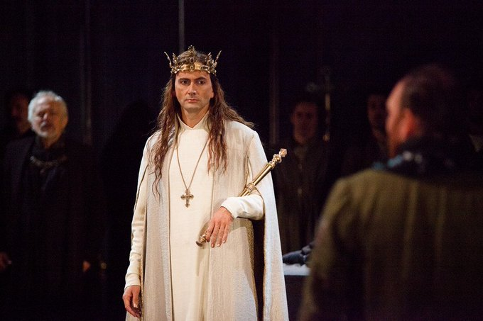 Happy Birthday to RSC Associate Artist, David Tennant!