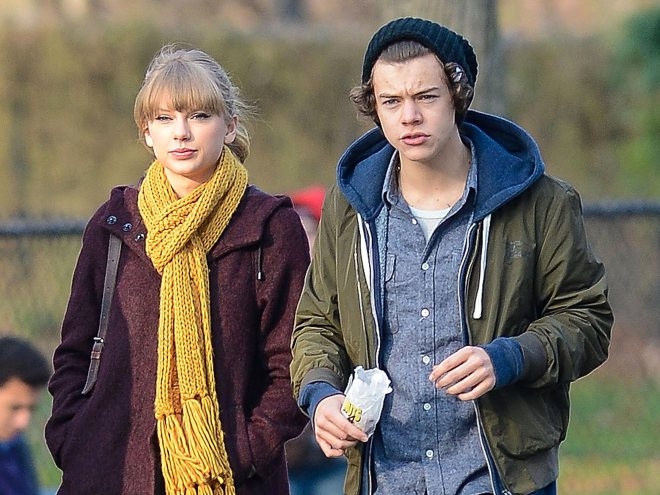 Harry Styles breaks his silence on his relationship with Taylor Swift: