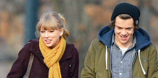Harry Styles has a message for ex-girlfriend Taylor Swift: