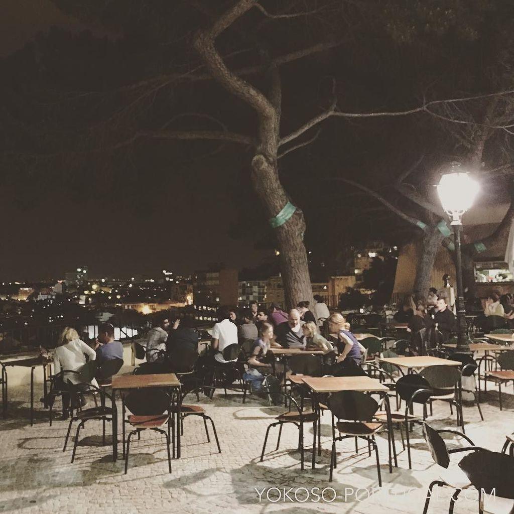 test ツイッターメディア - リスボンのグラサ展望台。リスボンは夜景もきれいです。 #リスボン #ポルトガル https://t.co/gcuoT9KGq4