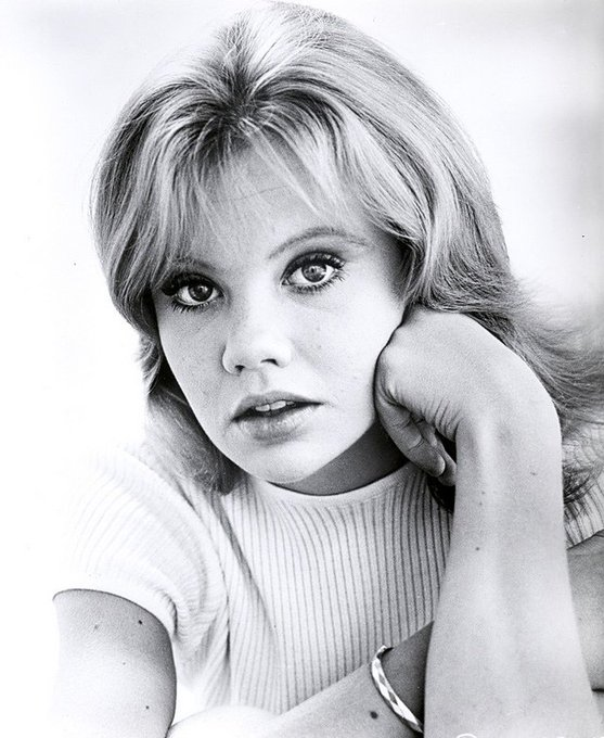 Happy birthday British actress Hayley Mills, born in London 1946.
