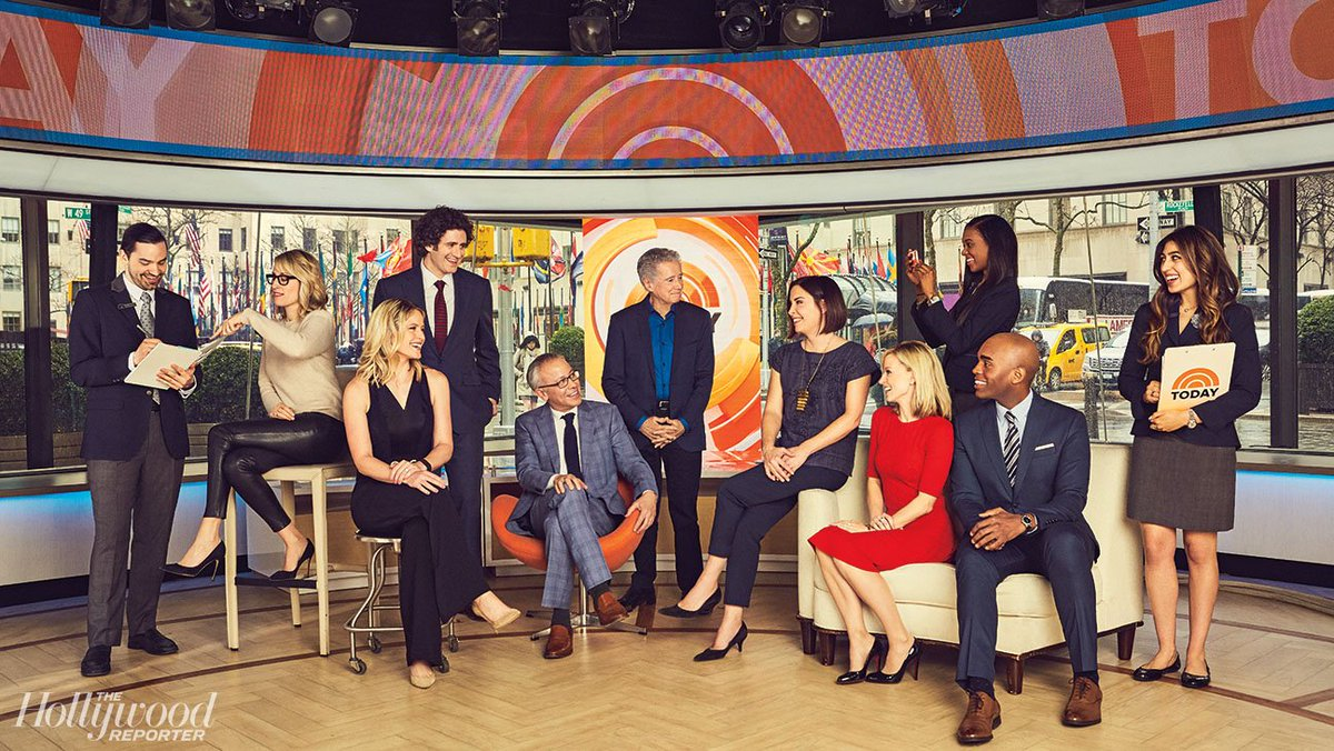 Inside the NBC Page program: Hollywood's ultimate boot camp