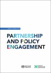 test Twitter Media - New Annual Report from the @AllianceHPSR https://t.co/GWvWD8LJdT: Partnership and Policy Engagement https://t.co/3z80AxUGER