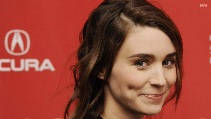 "Happy Birthday to ""Rooney Mara\"" who turns 32 today"