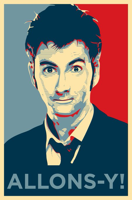 Happy birthday to my favorite Doctor, David Tennant!