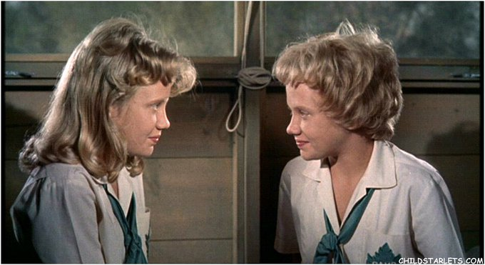 Happy birthday to Hayley Mills!