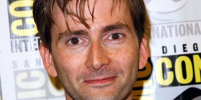 David Tennant celebrates his 46th today. Happy Birthday!