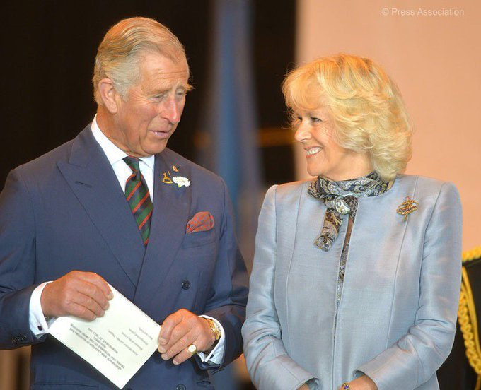 Just announced: The Prince of Wales and The Duchess of Cornwall will visit Canada from 29th June to 1st July 2017. #RoyalVisitCanada
