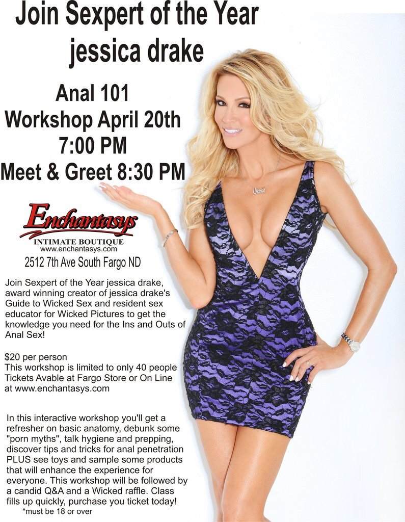 hey #Fargo - come talk ANAL SEX with me at Enchantasys on 4/20! qXiqRSSh8N