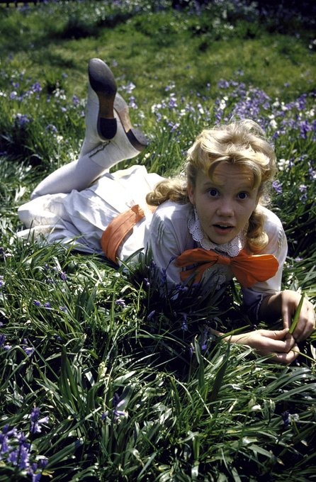 Happy 71st birthday to Hayley Mills, who was born April 18, 1946, in London. Here she is as Pollyanna.