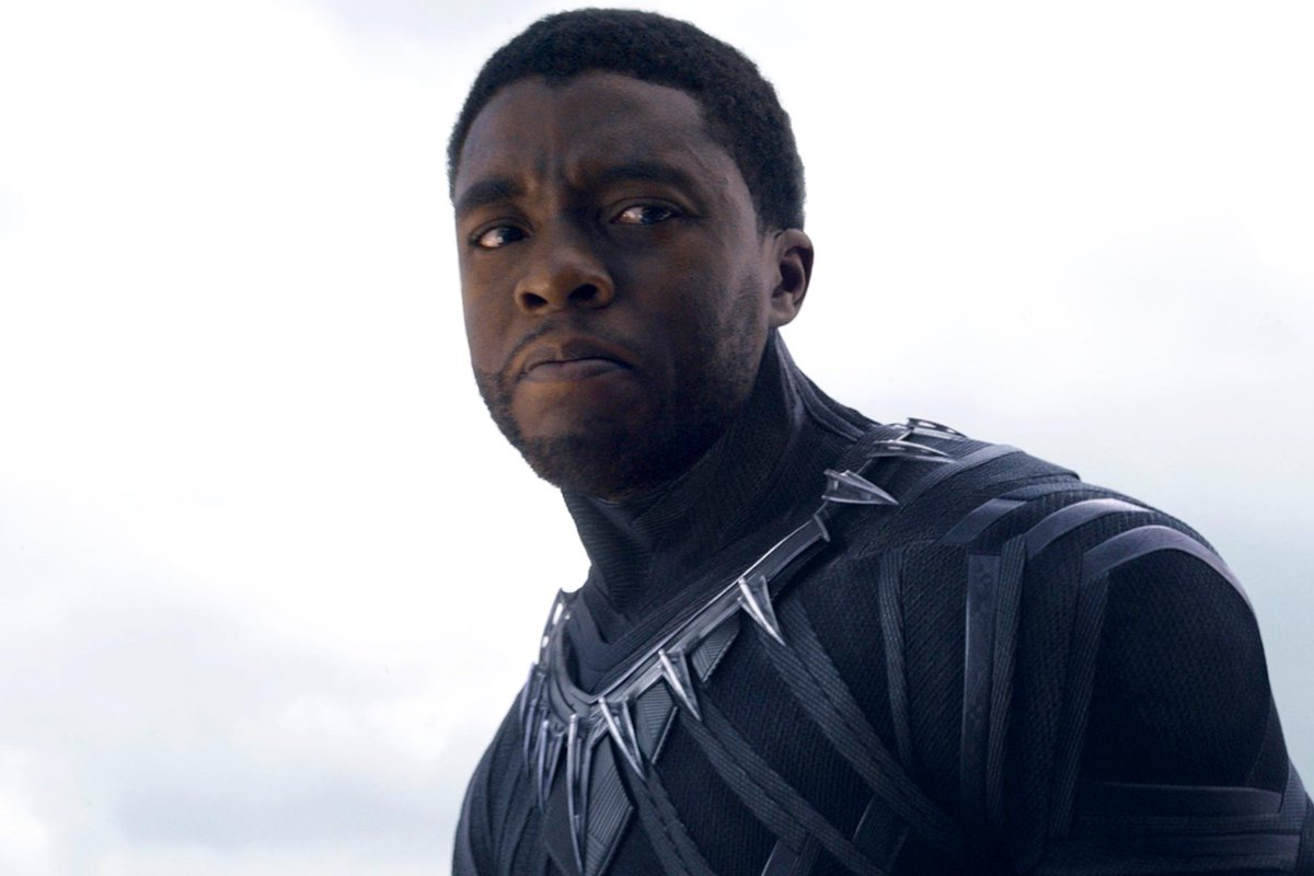 .@Marvel teases the first BlackPanther footage: