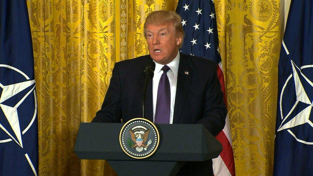 New plaintiffs join suit that claims Trump violatesConstitution