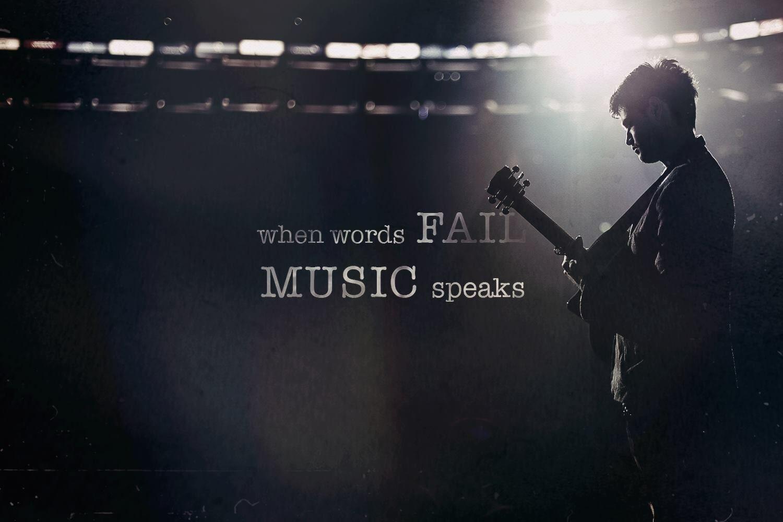 When words fail, music speaks... https://t.co/iUsyYyt7gv