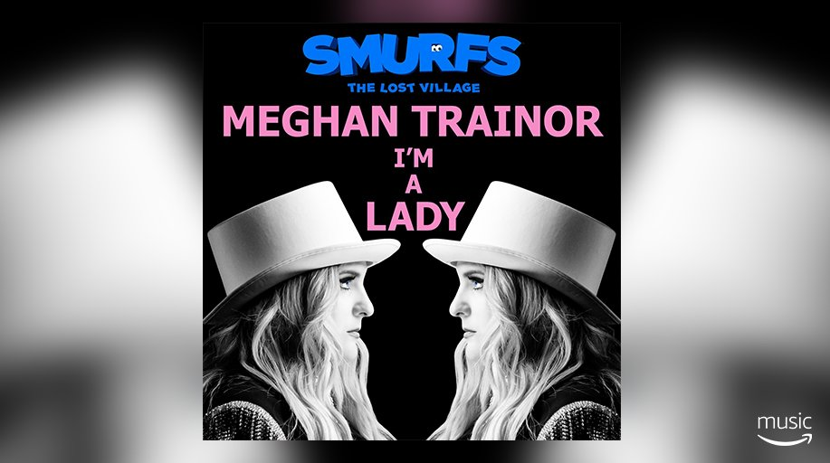 #AskAlexa, 'Play Song of the Day' & hear 'I'M A LADY' by @Meghan_Trainor. #SOTD https://t.co/Rgfij4JC3i https://t.co/K22QsiPEPF