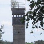 Beim Abseilen stranguliert|Kletterer (18) stirbt an <br />altem NVA-Wachturm