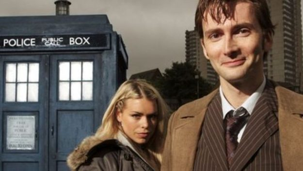 Happy Birthday, Tenth Doctor David Tennant!