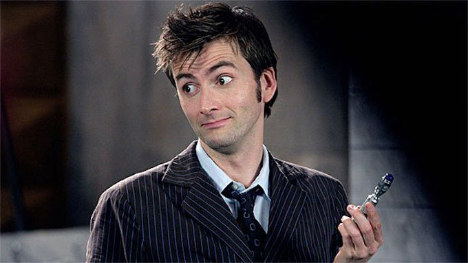 Happy Birthday DAVID TENNANT! (Dr. Who, Harry Potter, Fright Night) Born April 18, 1971