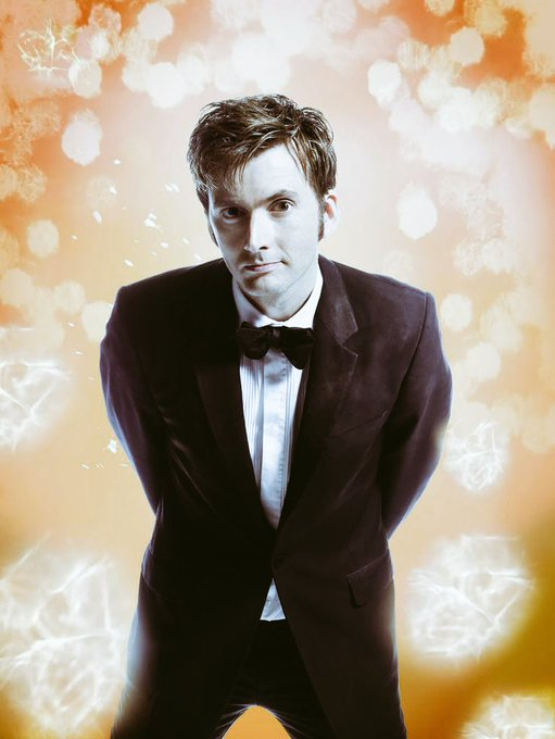 Happy birthday to my favorite Doctor in the world, David Tennant! Allonsy!